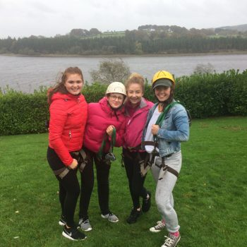 Fifth Years have Fun at Avon Rí – Oct 2017