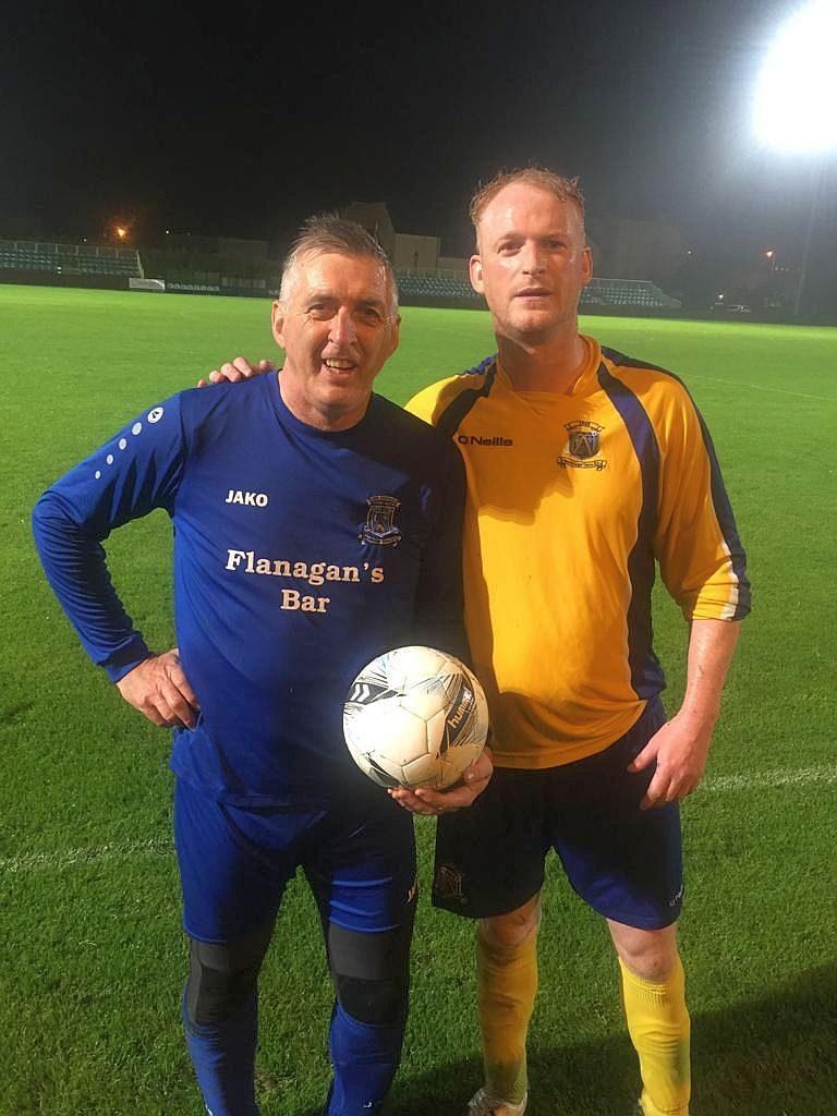 Karl Hegarty and Brendan Duane